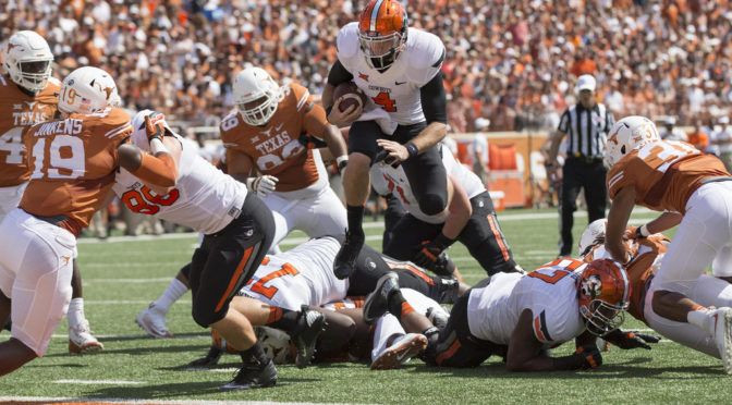Book Your Room, Flight and Game Tickets For The Texas Longhorns vs OSU Game Right Here!!