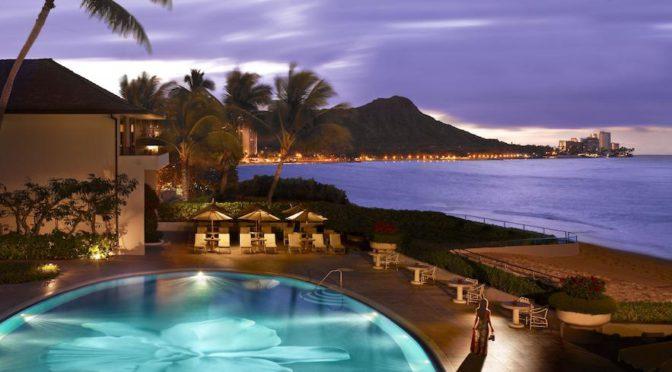Halekulani – Hawaii