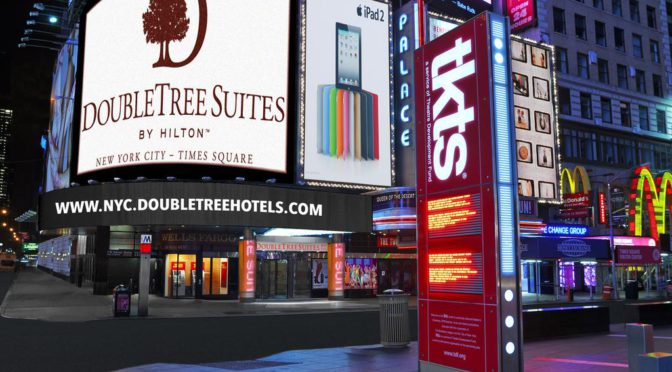 DoubleTree Suites by Hilton Hotel New York City – Times Square
