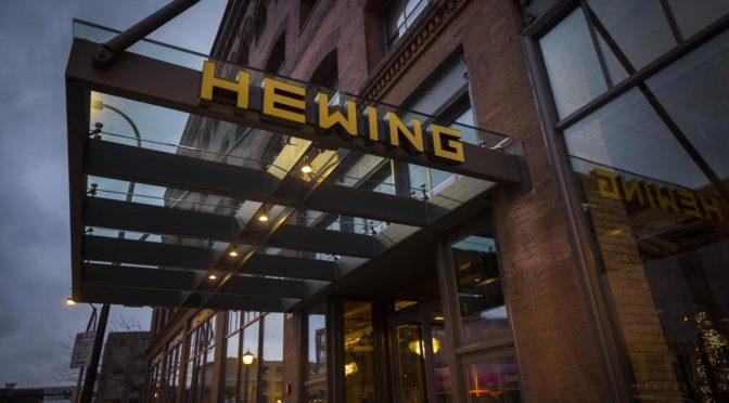 Hewing Hotel, Minneapolis