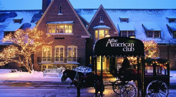 The American Club – Kohler, WI