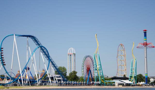 Cedar Point – Sandusky, Ohio