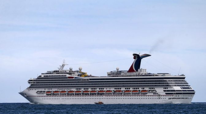 Couple Finds Hidden Camera In Their Carnival Cruise Bedroom