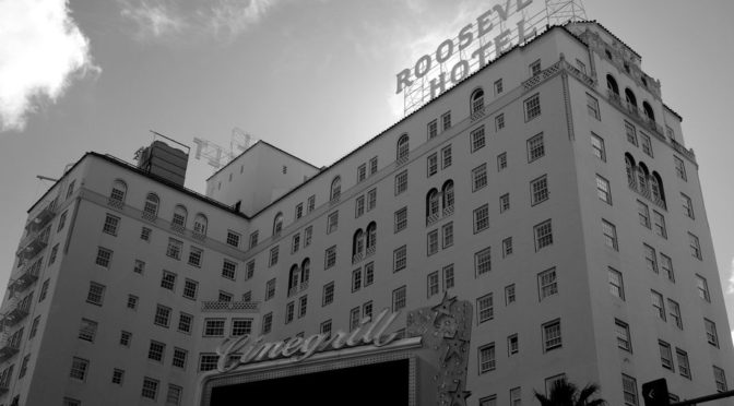 Haunted Hotels: Hollywood Roosevelt Hotel