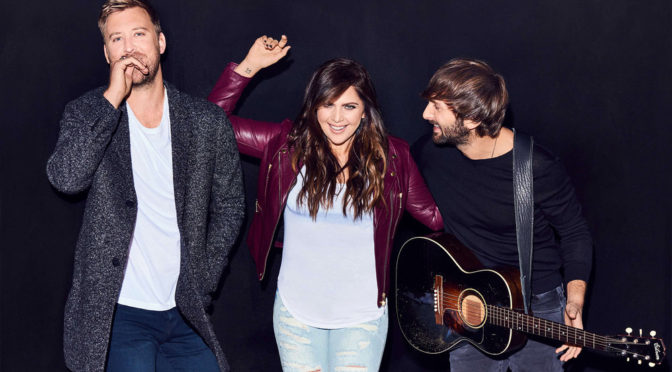 Lady Antebellum Is Going To Vegas