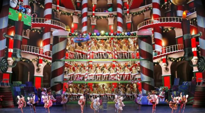 Radio City Christmas Spectacular Travel Package