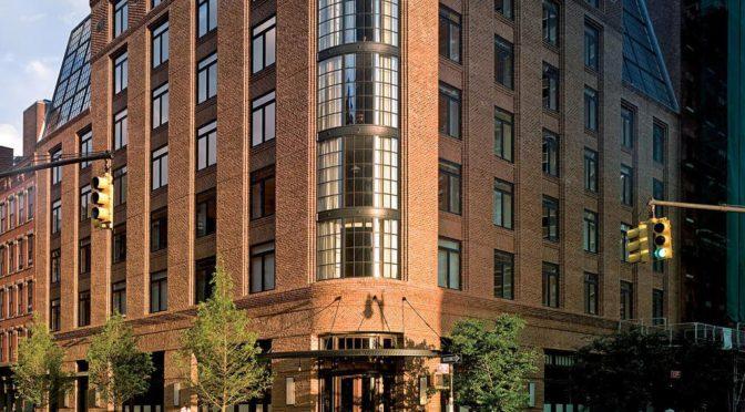 The Greenwich Hotel – NYC