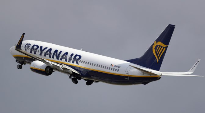 Ryanair Fires Crew Members Over Staged Photo