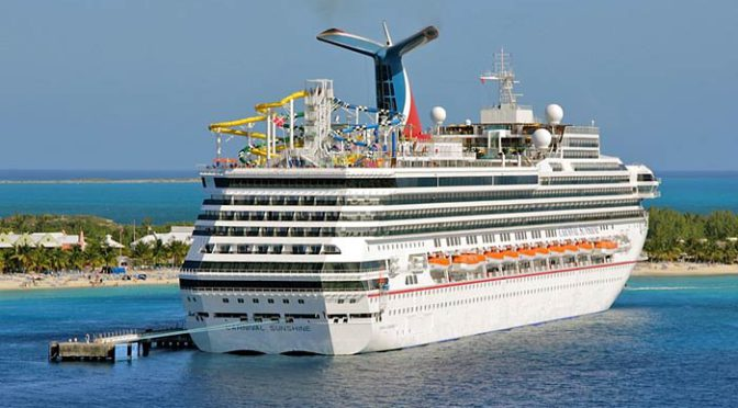 Carnival Cruise Ship Malfunctions, Causes Chaos And Panic