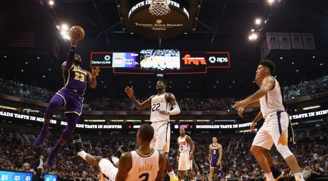 Flights, Hotels, and Rental Cars: Los Angeles Lakers vs. Phoenix Suns