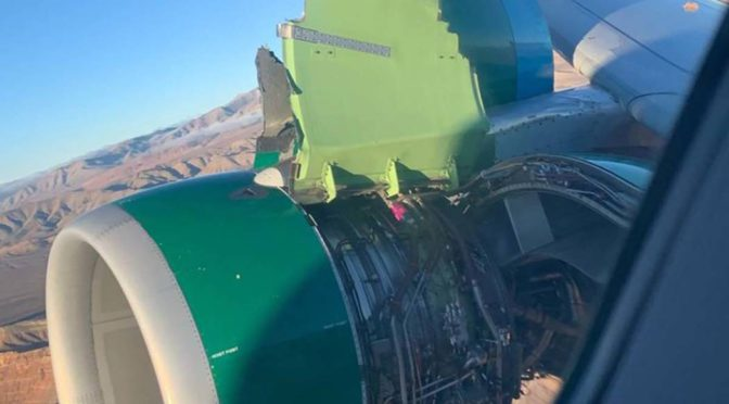 Frontier Flight Makes Emergency Landing In Las Vegas