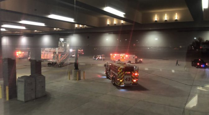 Six People Injured After Jetway Collapse At BWI Airport