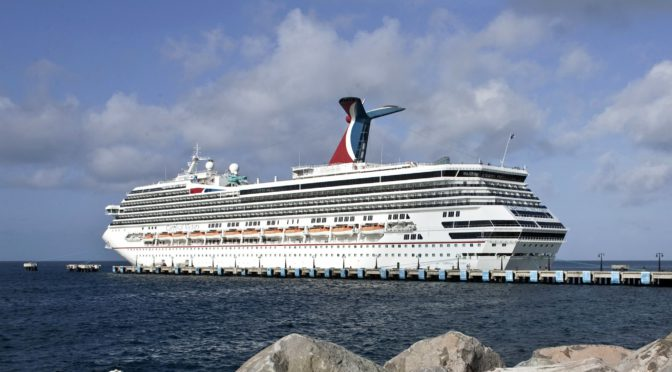 Man Jumps Overboard From Carnival Cruise Ship