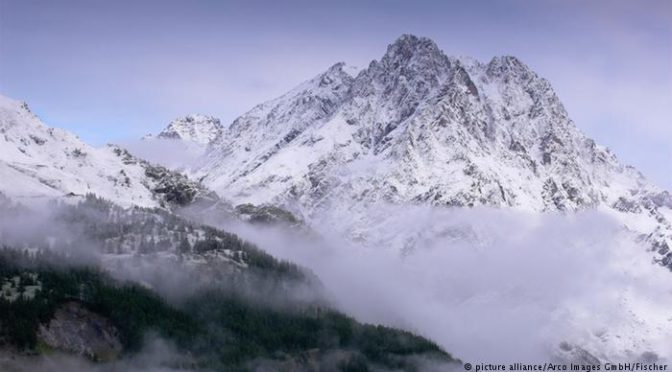 12-Year-Old Boy Found Alive And Uninjured After Being Buried Under An Avalanche For 40 Minutes