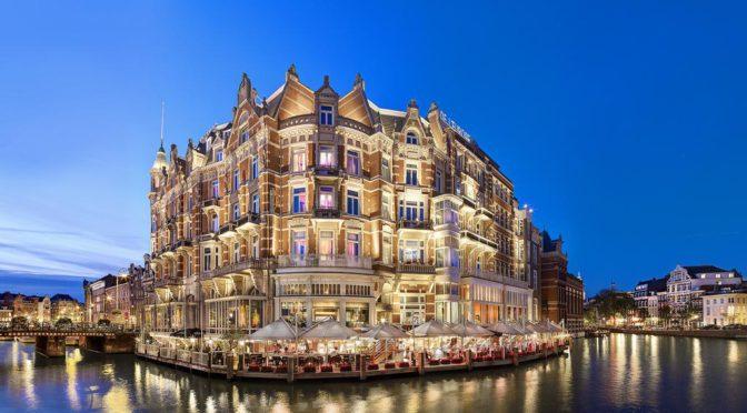 De L'Europe – Amsterdam