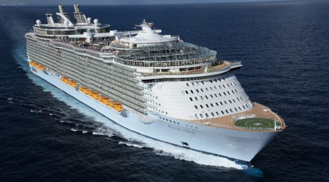 Woman Sues Royal Caribbean Over Husband's Zip Line Death