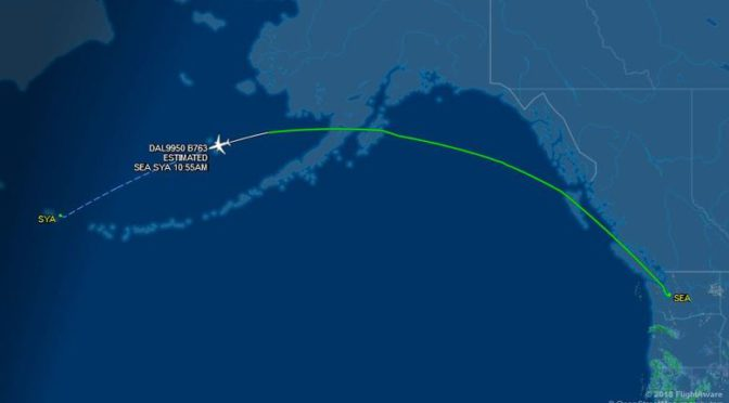 Possible Engine Problem Causes Christmas Eve Emergency Landing On Remote Alaska Island