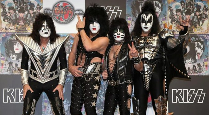 GENE SIMMONS Says 'Of Course' KISS Can Carry On Without Any Original Members