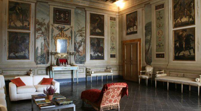 Il Vesconte – Palazzo Cozza Caposavi