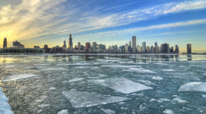 Deadly polar vortex is hitting the US Midwest and East Coast this week