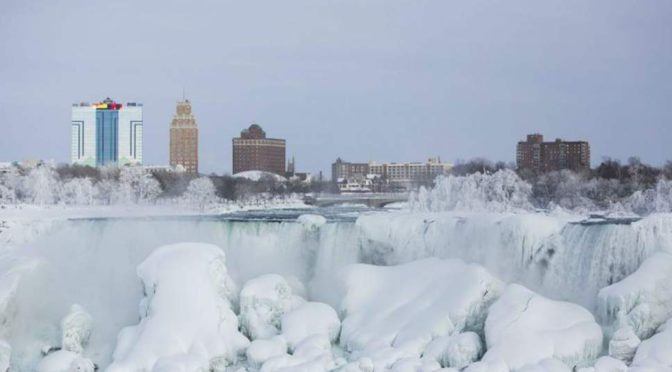 Polar Vortex Expected To Break Records