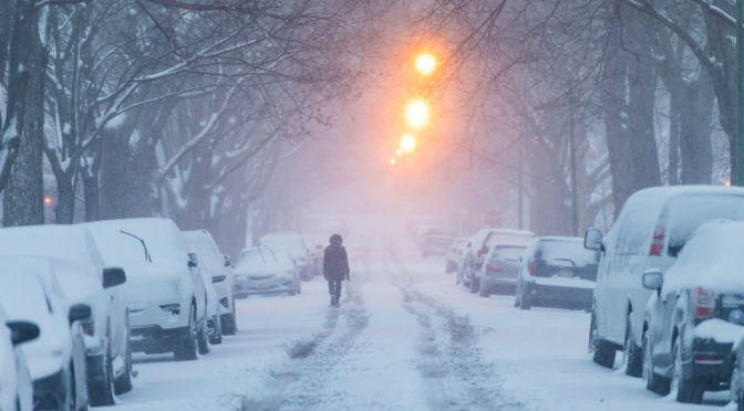 Dangerous Winter Storm Expected To Worsen As It Moves East