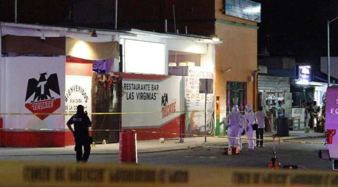 7 dead after shooting in Mexican resort city of Playa del Carmen