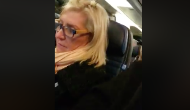 "Airline Passenger Loudly Complains About Seatmates, Says They Are ""So Big."""