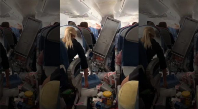 5 Delta Passengers Injured In Severe Turbulence, Flight Made Emergency Landing In Reno