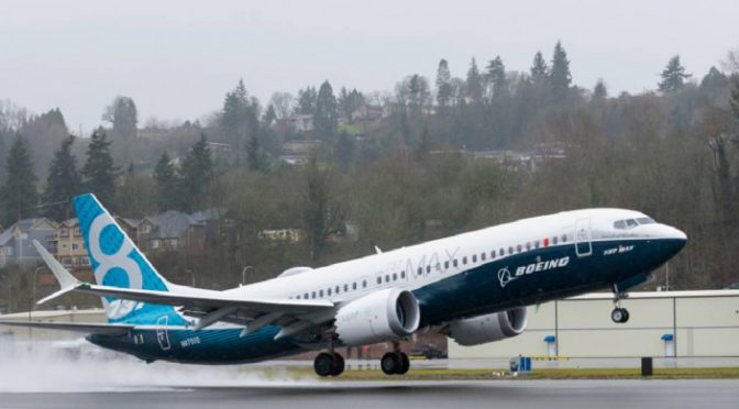 Boeing 737 Max 8 pilots were 'fighting' the airplane: Rep. Sam Graves