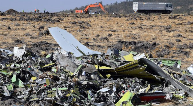 The Latest: Ethiopian airline defends pilots' training