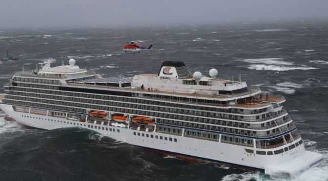 Viking Sky cruise timeline: A breakdown of what we know happened