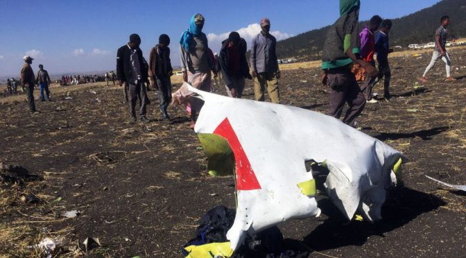 Ethiopian Airlines Plane Crash Kills Everyone On Board