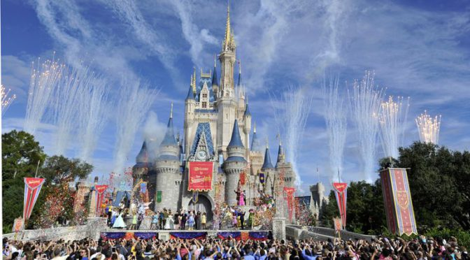 Walt Disney World Raised Ticket Prices, With The Most Expensive Tickets Over The Holidays