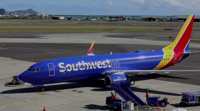 Southwest Airlines mistakenly tells travelers they've earned a coveted companion pass