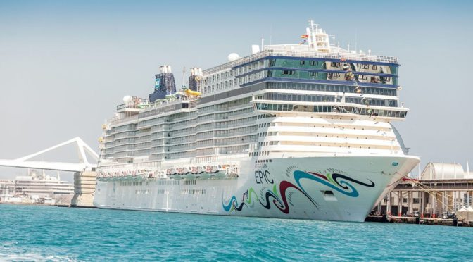 Norwegian Epic cruise passenger goes overboard in Mediterranean Sea; search for woman called off