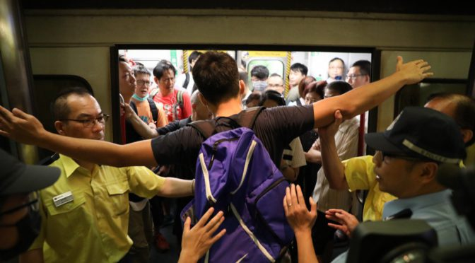 Hong Kong prepares for transport nightmare and massive flight cancellations as citywide strike against extradition bill crisis targets MTR, airport and roads