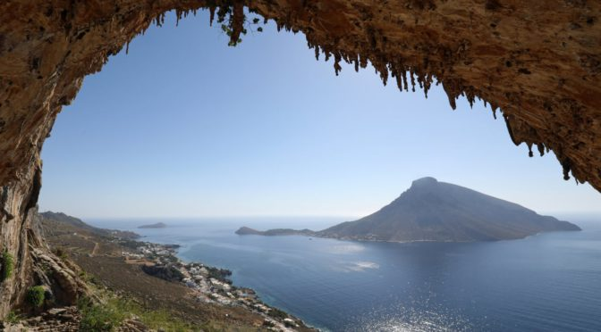 Climbing and diving on Kalymnos: an Aegean islands adventure continues