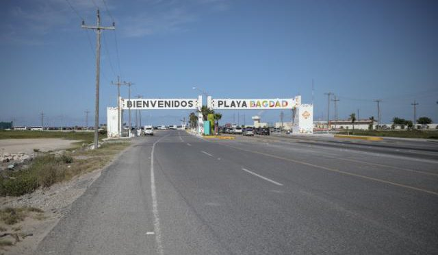 Mexico's Playa Bagdad mixes sun, sand and drug trafficking