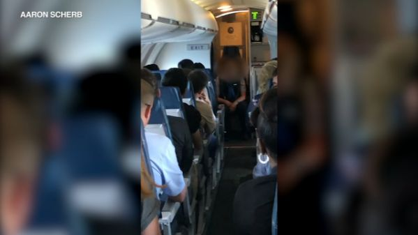 'This is appalling': Flight attendant fired, criminally charged for being intoxicated on United Airlines flight