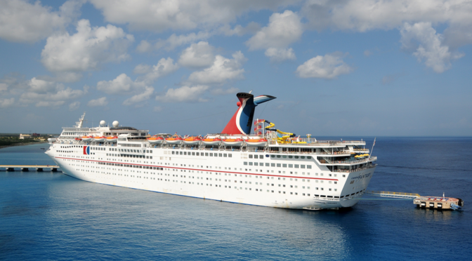 Carnival Fantasy cruise ship earns worst inspection score in liner's history; company vows to take action