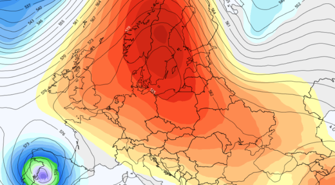 Europe to see third major heat wave this summer, as temperatures soar from France to Scandinavia