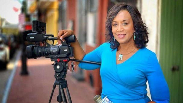 New Orleans TV reporter Nancy Parker dies in stunt plane crash during filming