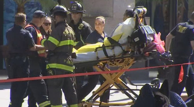 1 dead, 8 sick in hazmat incident at San Jose hotel