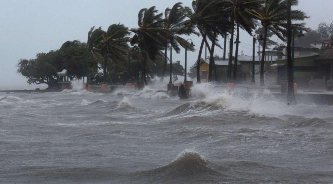 'Catastrophic' Dorian pounds Bahamas, US evacuates coast