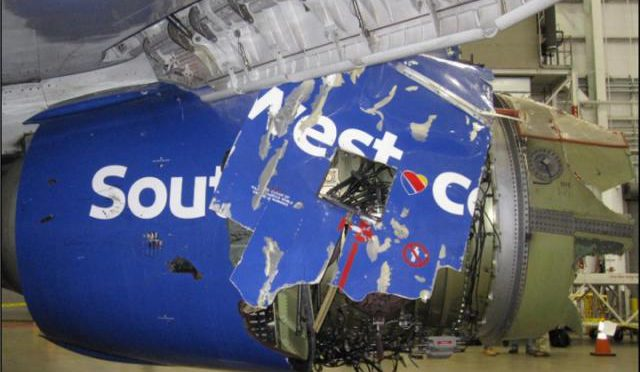 Crew encountered situation not in training manuals on fatal Southwest flight, investigators say