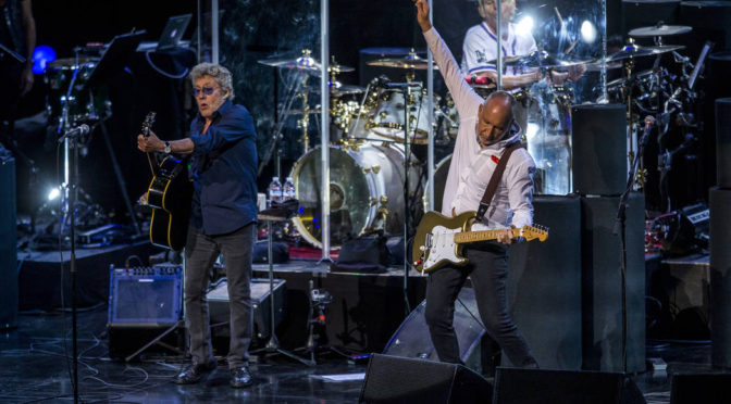 The Who returning to Las Vegas Strip at Caesars Palace