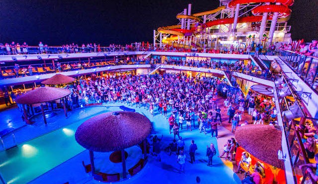 A former cruise-ship waiter explains why the party culture on cruise ships isn't as fun as it seems
