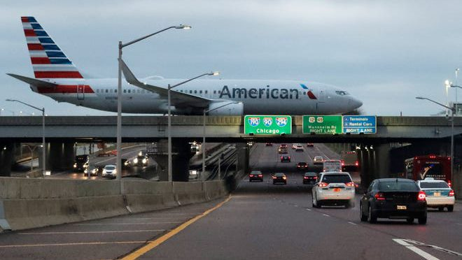 Expectant mother gives birth on American Airlines jetway; gives daughter appropriate name