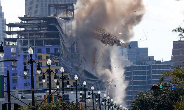 Injured construction worker in Hard Rock Hotel collapse deported